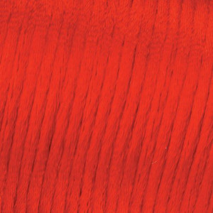 Flechtkordel Satin, 1.5 mm, 50 m, rot